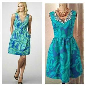 Lilly Pulitzer dress sz 2 Kaya Brewster